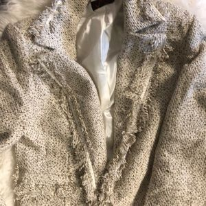 Jackets & Blazers - Brand New with Tags! Long Sweater Coat Satin Lined